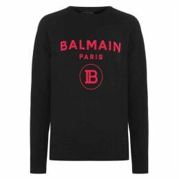 Balmain Exclusive Logo Sweatshirt