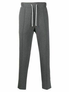 Brunello Cucinelli straight-leg track pants - Grey