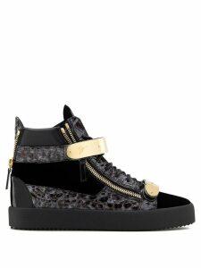 Giuseppe Zanotti Coby sneakers - Black