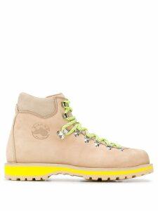 Diemme lace-up ankle boots - Neutrals