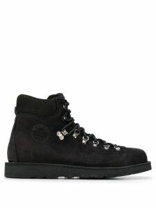 Diemme lace-up ankle boots - Black