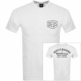 Farah Vintage Beck Stripe Sweatshirt Blue
