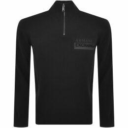 Alpha Industries Camo Block Sweatshirt Navy