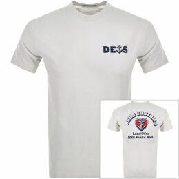 CP Company Crew Neck Goggle Sweatshirt Grey