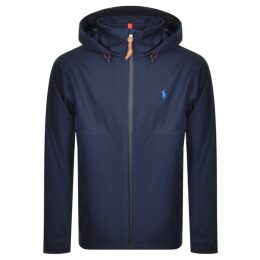 Ralph Lauren Repel Lightweight Jacket Navy