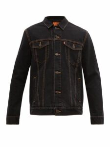Wardrobe. nyc - X Levi's Denim Jacket - Mens - Black
