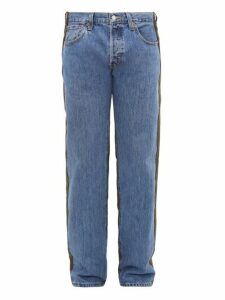 Bless - No 65 Reconstructed Vintage Jeans - Mens - Blue