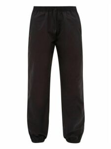 Wardrobe. nyc - Elasticated Waist Track Pants - Mens - Black