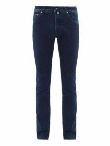 Jacob Cohën - 622 Mid Rise Slim Fit Jeans - Mens - Denim
