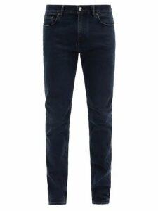 Acne Studios - Blå Konst North Cotton Blend Skinny Jeans - Mens - Dark Navy