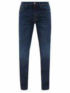 Acne Studios - North Slim Fit Jeans - Mens - Dark Blue