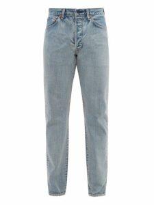 Wardrobe. nyc - X Levi's Slim Fit Jeans - Mens - Blue