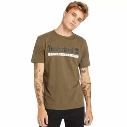 Timberland 6 Inch Double Collar Boot For Men In Dark Brown Dark Brown, Size 10