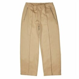 Maison Margiela Camel Woven-twill Cargo Trousers