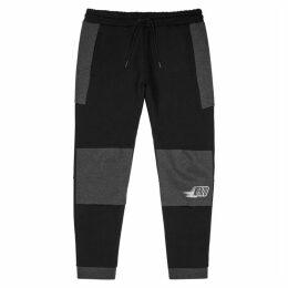 Kenzo Black Cotton-blend Sweatpants