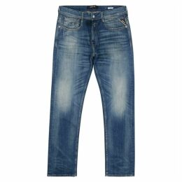 Replay Rocco Blue Denim Jeans