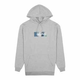 FILLING PIECES New World Grey Cotton Sweatshirt