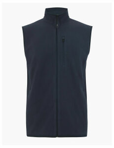 M&S Collection Fleece Gilet