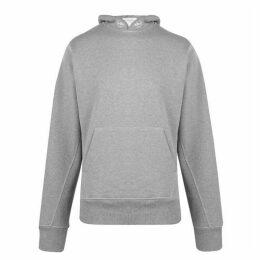 Helmut Lang Large Logo Hooded Sweatshirt