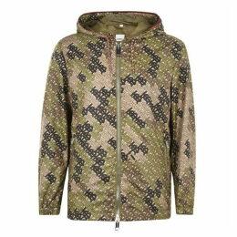 Burberry Camo Jacket