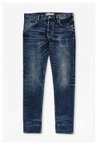 Bronze Age Slim Jeans - vintage wash reg