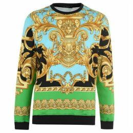 Versace All Over Baroque Sweatshirt