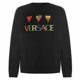 Versace Rainbow Sweatshirt