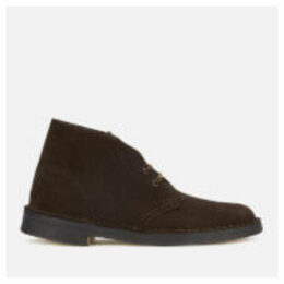 Clarks Originals Men's Suede Desert Boots - Brown - UK 11