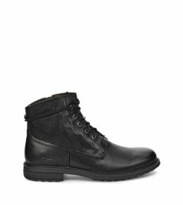 UGG Morrison Lace-Up Boot Mens Boots Black 9