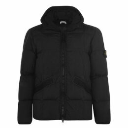 Stone Island Crinkle Reps Down Jacket