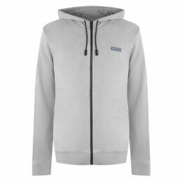 Hugo Daple Zip Hooded Sweatshirt