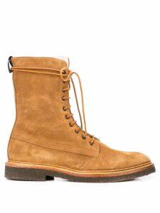 Rhude MA-1 boots - Neutrals