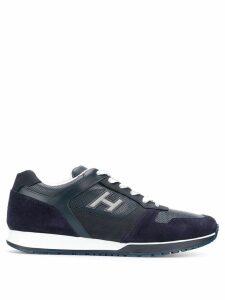 Hogan logo sneakers - Blue