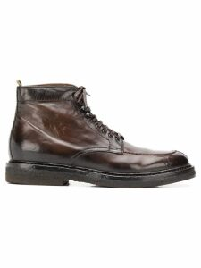 Officine Creative Stanford boots - Brown