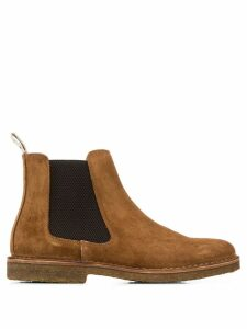 Astorflex slip-on boots - Brown