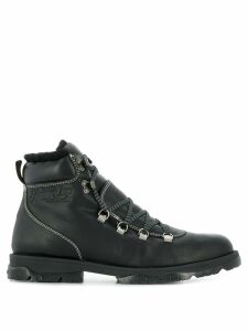 Jimmy Choo Barra hiker boots - Black