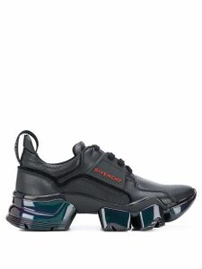 Givenchy Jaw iridescent low top sneakers - Black