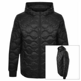 Barbour International Acoustic Jacket Black