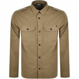 Tommy Jeans Logo Hoodie Grey