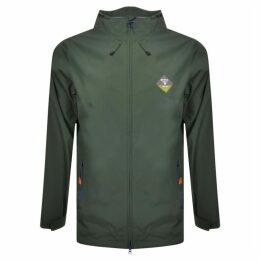 Barbour Beacon Mound Jacket Green