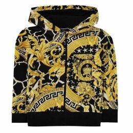 Young Versace Baroque Hoodie