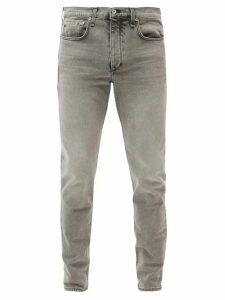 Rag & Bone - Fit 2 Slim Leg Jeans - Mens - Grey