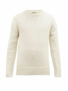 Éditions M.r - Jack Crew Neck Sweater - Mens - White