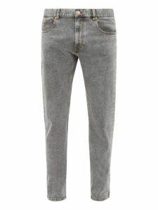 Isabel Marant - Kanh Slim Leg Jeans - Mens - Grey