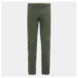 Timberland Sargent Lake Chinos For Men In Green Green, Size 31 34
