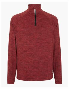 M&S Collection Active Moisture Wicking Sweatshirt
