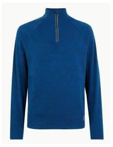 M&S Collection Active Moisture Wicking Sweatshirt