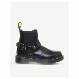 Wincox leather chelsea boots