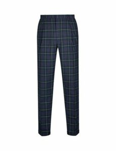 Mens Fōr Dalton Multi Colour Tapered Trousers*, Multi