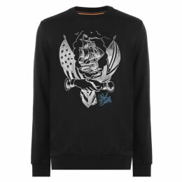 Paul Smith Mark Mahoney Crew Sweatshirt